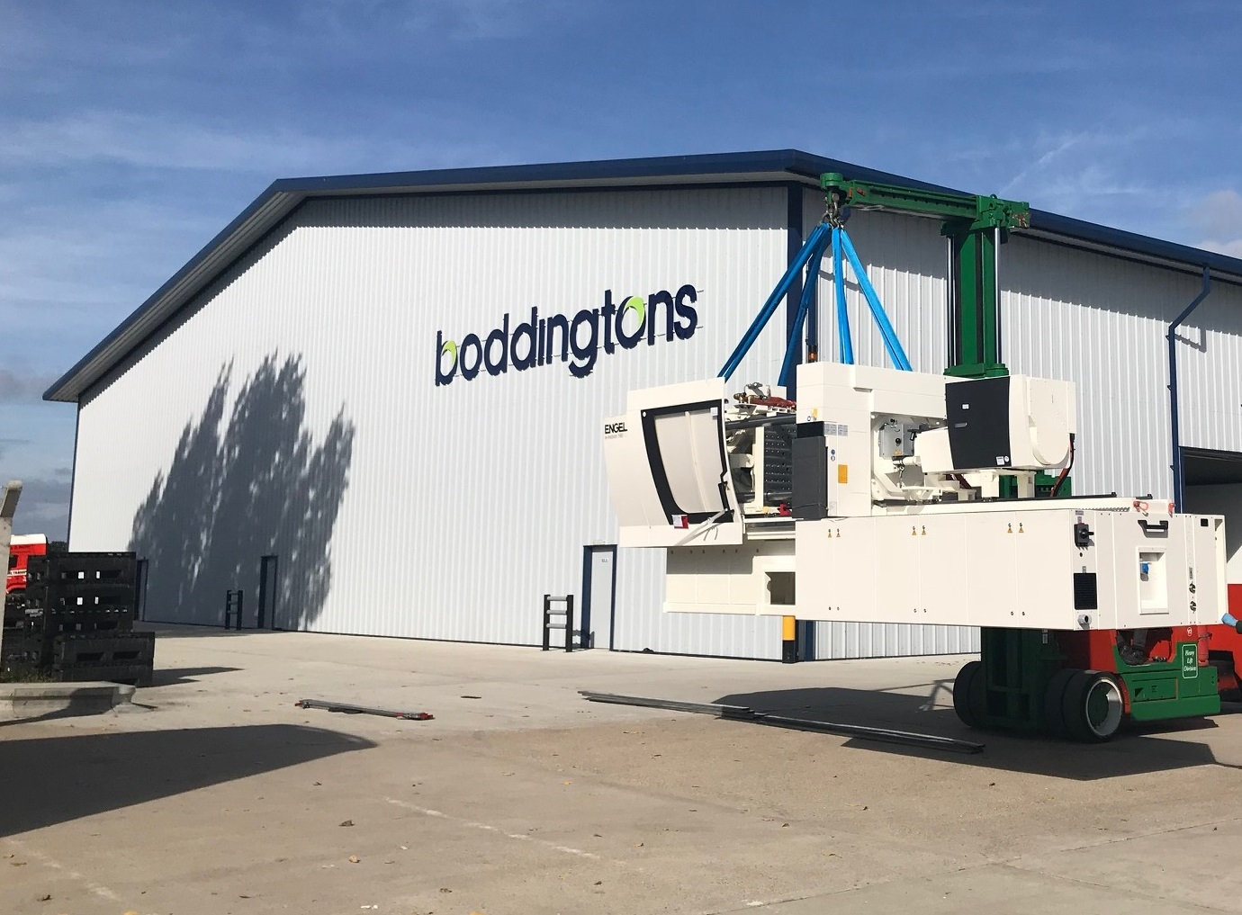 Boddingtons adds custom-made injection moulding capacity to